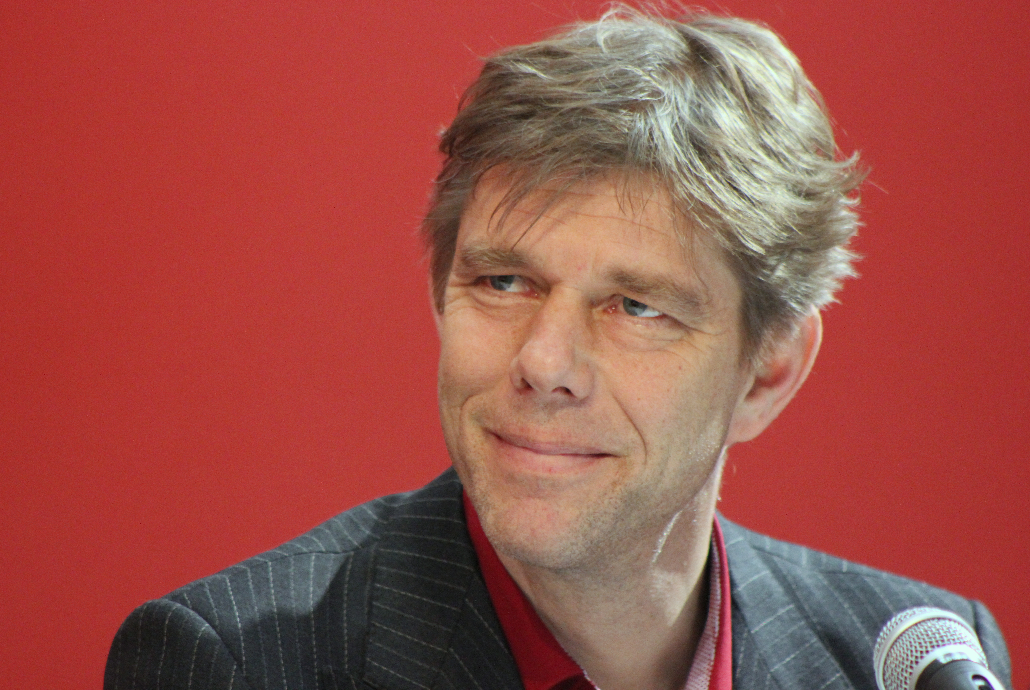 Philipp Ther Leipziger Buchmesse 2015